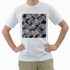 Tropical Pattern Men s T Shirt (white)  by ValentinaDesign