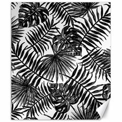 Tropical Pattern Canvas 20  X 24   by ValentinaDesign