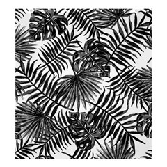 Tropical Pattern Shower Curtain 66  X 72  (large)  by ValentinaDesign