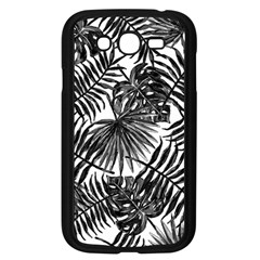 Tropical Pattern Samsung Galaxy Grand Duos I9082 Case (black) by ValentinaDesign