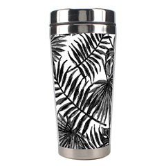 Tropical Pattern Stainless Steel Travel Tumblers by ValentinaDesign