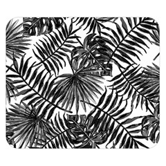 Tropical Pattern Double Sided Flano Blanket (small)  by ValentinaDesign