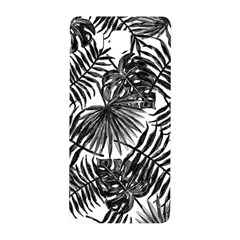 Tropical Pattern Samsung Galaxy Alpha Hardshell Back Case by ValentinaDesign