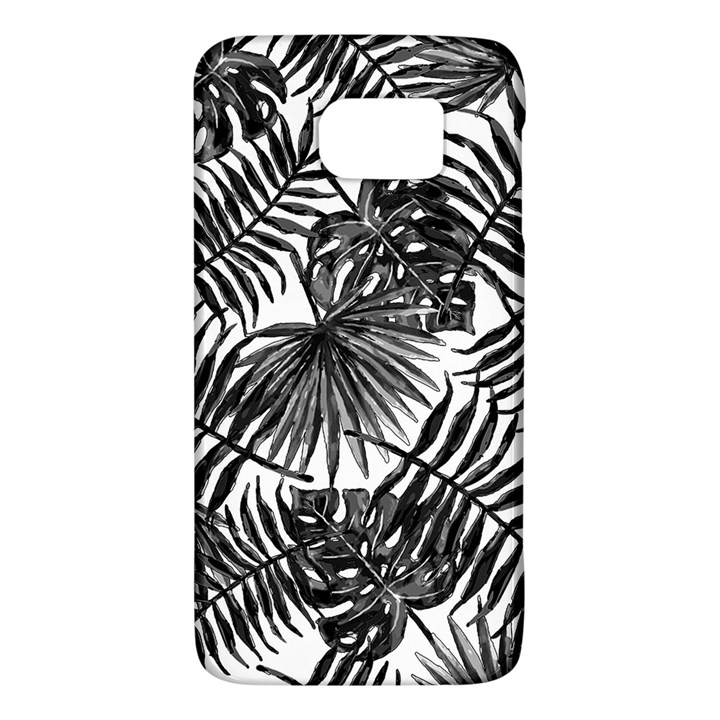 Tropical pattern Galaxy S6