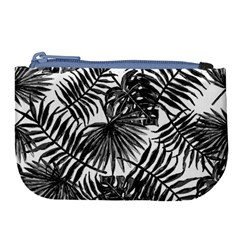 Tropical Pattern Large Coin Purse by ValentinaDesign