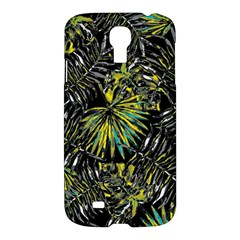 Tropical Pattern Samsung Galaxy S4 I9500/i9505 Hardshell Case by ValentinaDesign
