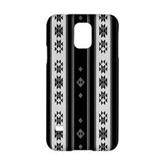 Folklore Pattern Samsung Galaxy S5 Hardshell Case  by ValentinaDesign