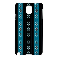 Folklore Pattern Samsung Galaxy Note 3 N9005 Hardshell Case by ValentinaDesign