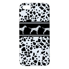 Dalmatian Dog Iphone 5s/ Se Premium Hardshell Case by Valentinaart