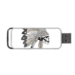 Indian Chef  Portable Usb Flash (one Side)