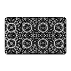 Oriental Pattern Magnet (rectangular) by ValentinaDesign