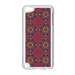 Oriental Pattern Apple Ipod Touch 5 Case (white) by ValentinaDesign