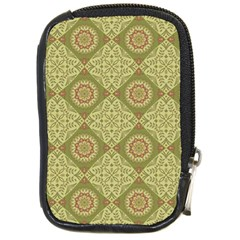 Oriental Pattern Compact Camera Cases by ValentinaDesign