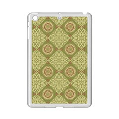 Oriental Pattern Ipad Mini 2 Enamel Coated Cases by ValentinaDesign