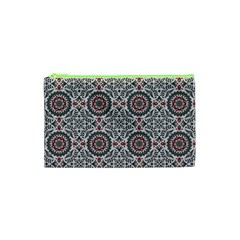 Oriental Pattern Cosmetic Bag (xs) by ValentinaDesign