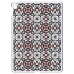 Oriental Pattern Apple Ipad Pro 9 7   White Seamless Case by ValentinaDesign