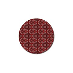 Oriental Pattern Golf Ball Marker (10 Pack) by ValentinaDesign