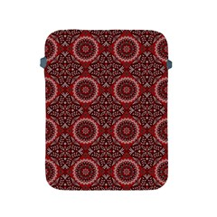 Oriental Pattern Apple Ipad 2/3/4 Protective Soft Cases by ValentinaDesign