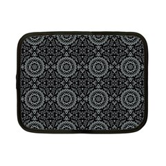 Oriental Pattern Netbook Case (small)  by ValentinaDesign