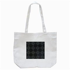 Oriental Pattern Tote Bag (white) by ValentinaDesign
