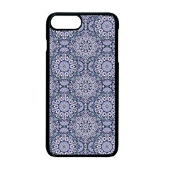 Oriental Pattern Apple Iphone 7 Plus Seamless Case (black) by ValentinaDesign