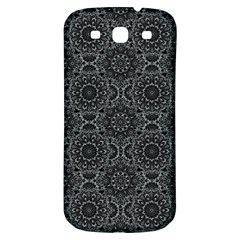 Oriental Pattern Samsung Galaxy S3 S Iii Classic Hardshell Back Case by ValentinaDesign