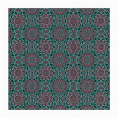 Oriental Pattern Medium Glasses Cloth (2 Side) by ValentinaDesign