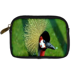 Bird Hairstyle Animals Sexy Beauty Digital Camera Cases by Mariart
