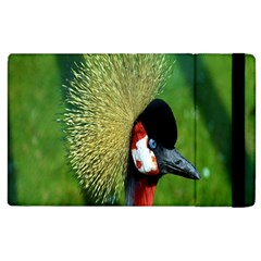 Bird Hairstyle Animals Sexy Beauty Apple Ipad 2 Flip Case by Mariart