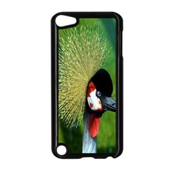 Bird Hairstyle Animals Sexy Beauty Apple Ipod Touch 5 Case (black) by Mariart