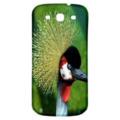Bird Hairstyle Animals Sexy Beauty Samsung Galaxy S3 S Iii Classic Hardshell Back Case by Mariart