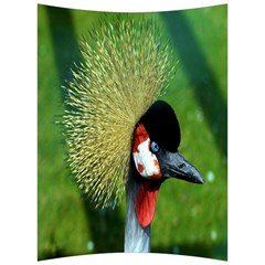 Bird Hairstyle Animals Sexy Beauty Back Support Cushion by Mariart
