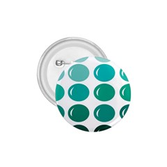 Bubbel Balloon Shades Teal 1 75  Buttons