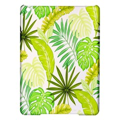 Amazon Forest Natural Green Yellow Leaf Ipad Air Hardshell Cases