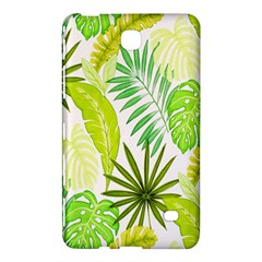 Amazon Forest Natural Green Yellow Leaf Samsung Galaxy Tab 4 (7 ) Hardshell Case