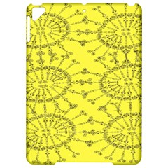 Yellow Flower Floral Circle Sexy Apple Ipad Pro 9 7   Hardshell Case by Mariart