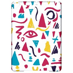 Eye Triangle Wave Chevron Red Yellow Blue Apple Ipad Pro 9 7   Hardshell Case by Mariart