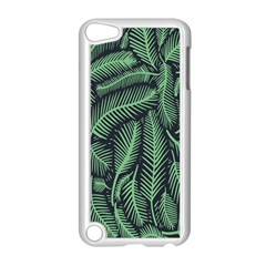 Coconut Leaves Summer Green Apple Ipod Touch 5 Case (white) by Mariart