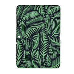 Coconut Leaves Summer Green Samsung Galaxy Tab 2 (10 1 ) P5100 Hardshell Case  by Mariart