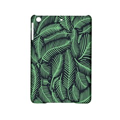 Coconut Leaves Summer Green Ipad Mini 2 Hardshell Cases by Mariart