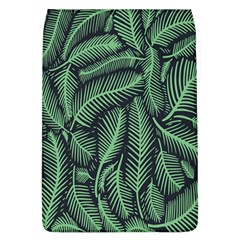Coconut Leaves Summer Green Flap Covers (l)