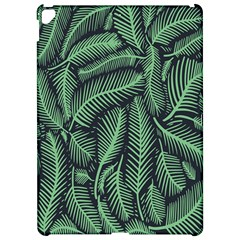 Coconut Leaves Summer Green Apple Ipad Pro 12 9   Hardshell Case by Mariart
