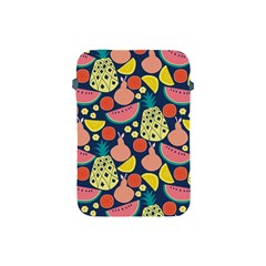 Fruit Pineapple Watermelon Orange Tomato Fruits Apple Ipad Mini Protective Soft Cases by Mariart