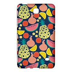 Fruit Pineapple Watermelon Orange Tomato Fruits Samsung Galaxy Tab 4 (8 ) Hardshell Case  by Mariart