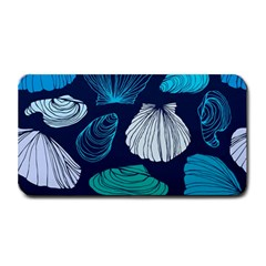 Mega Menu Seashells Medium Bar Mats by Mariart