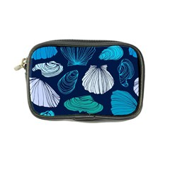 Mega Menu Seashells Coin Purse by Mariart