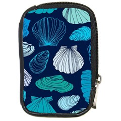 Mega Menu Seashells Compact Camera Cases by Mariart