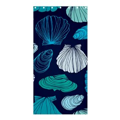 Mega Menu Seashells Shower Curtain 36  X 72  (stall)  by Mariart