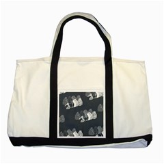 Japan Food Sashimi Two Tone Tote Bag by Mariart