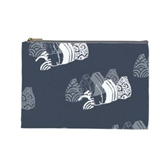 Japan Food Sashimi Cosmetic Bag (large)